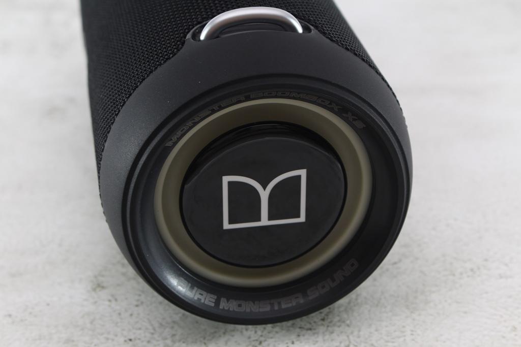 魔聲Monster BoomBox XS真無線重低音防水藍牙喇叭-40W大功率重...3423