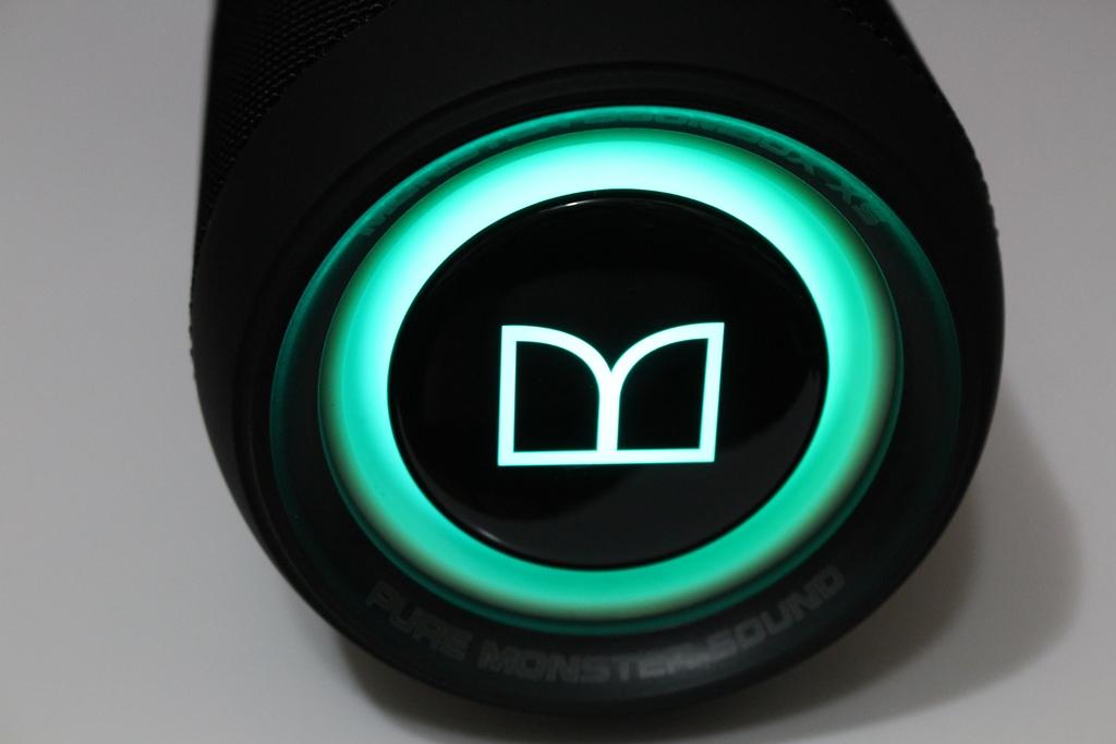 魔聲Monster BoomBox XS真無線重低音防水藍牙喇叭-40W大功率重...452