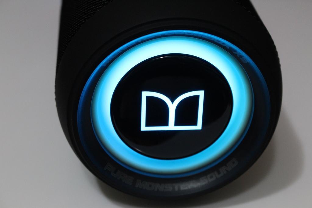 魔聲Monster BoomBox XS真無線重低音防水藍牙喇叭-40W大功率重...6185