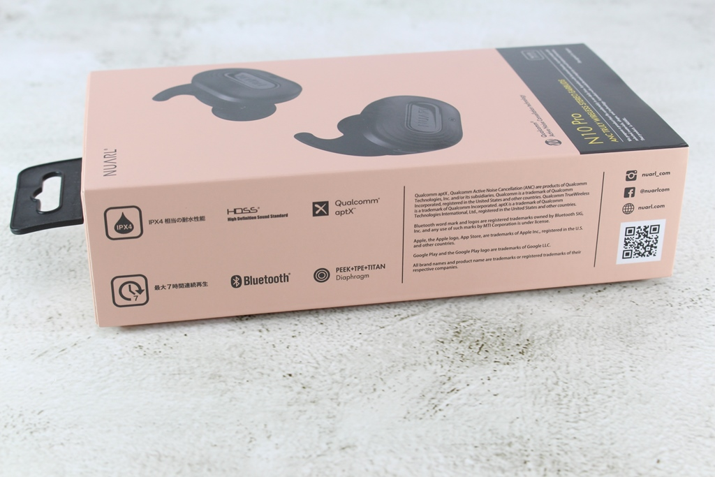 Nuarl N10 Pro真無線藍牙耳機-搭載HDSS專利技術與10mm獨家動圈...8161