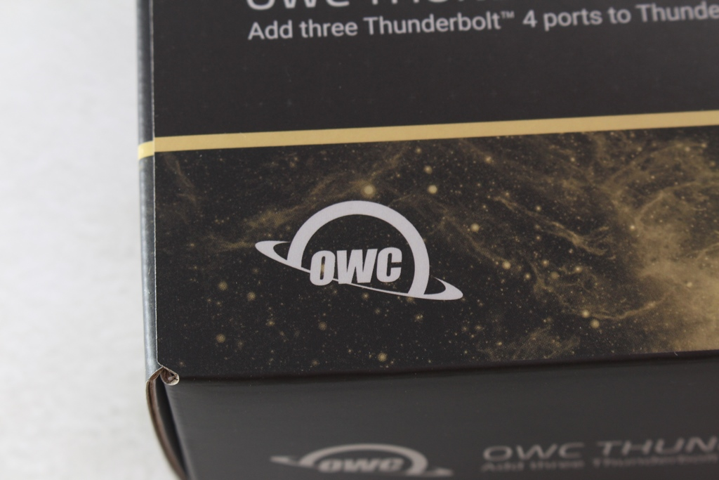 OWC Thunderbolt Hub-最新Thunderbolt 4擴充神器,再多裝置也不怕!8802