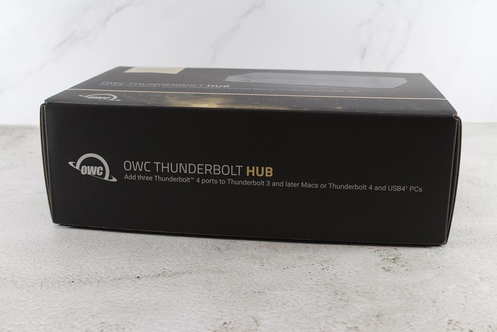 OWC Thunderbolt Hub-最新Thunderbolt 4擴充神器,再多裝置也不怕!5203