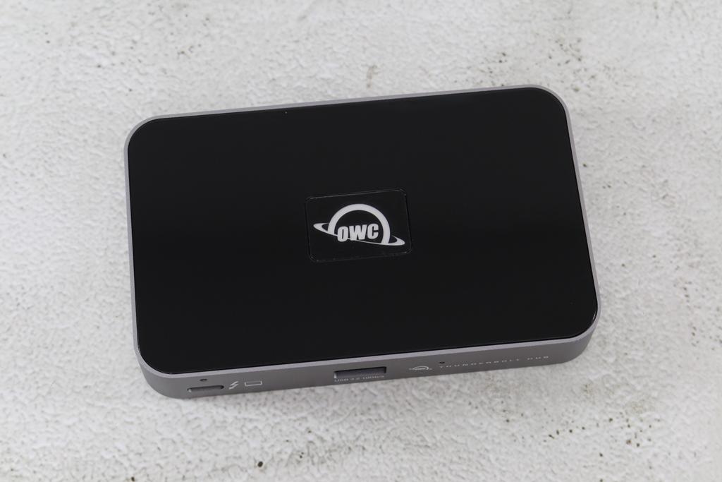 OWC Thunderbolt Hub-最新Thunderbolt 4擴充神器,再多裝置也不怕!9189