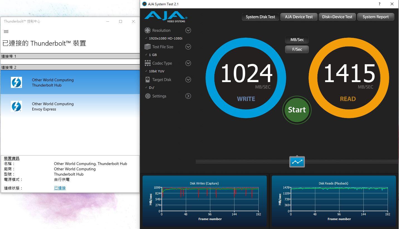 OWC Thunderbolt Hub-最新Thunderbolt 4擴充神器,再多裝置也不怕!6808