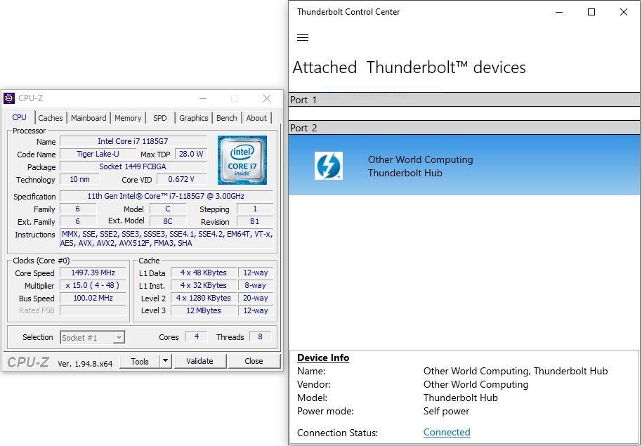 OWC Thunderbolt Hub-最新Thunderbolt 4擴充神器,再多裝置也不怕!8890
