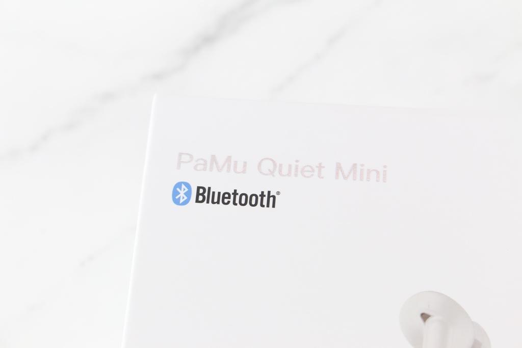 PaMu Quiet Mini主動降噪真無線藍牙耳機-美型輕巧高顏值,雙...1714