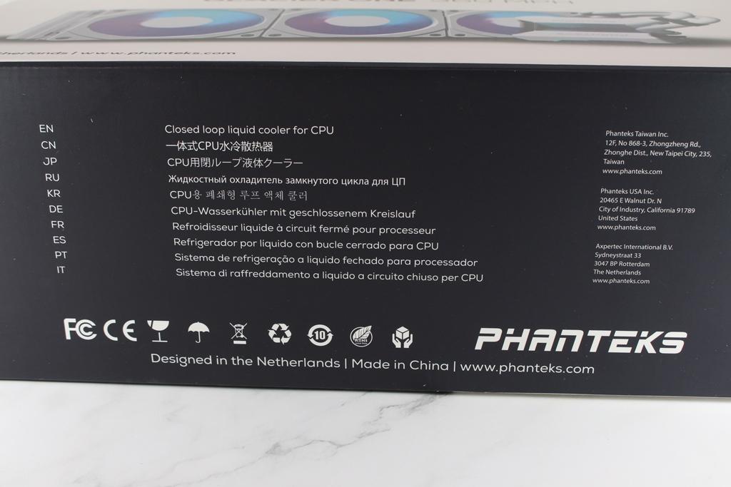 追風者Phanteks Glacier One 360 MPH一體式水冷散熱器-搭載Asetek...1106