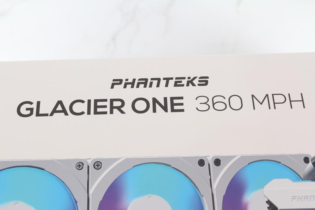 追風者Phanteks Glacier One 360 MPH一體式水冷散熱器-搭載Asetek...1258
