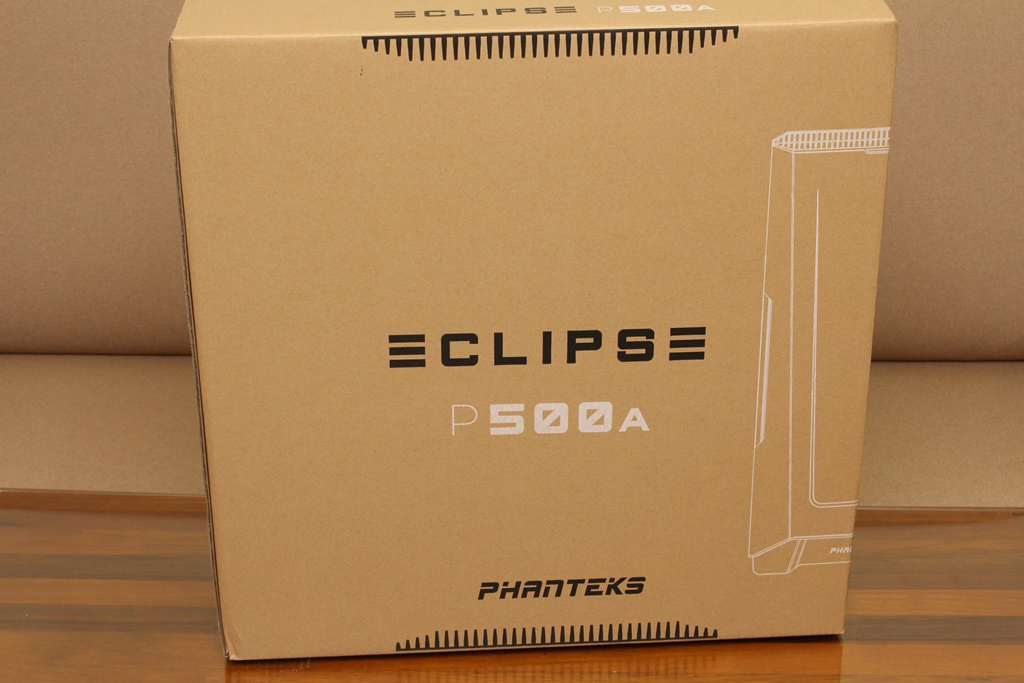 追風者Phanteks Eclipse P500A DRGB開門式鋼化玻璃透側機殼-簡潔...2645