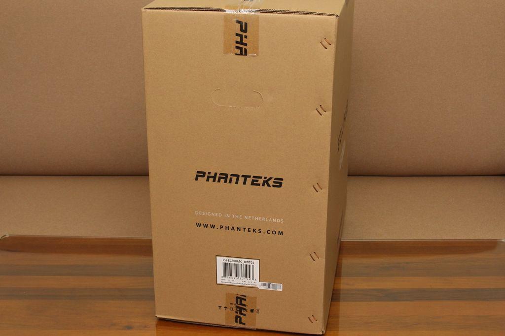 追風者Phanteks Eclipse P500A DRGB開門式鋼化玻璃透側機殼-簡潔...1426