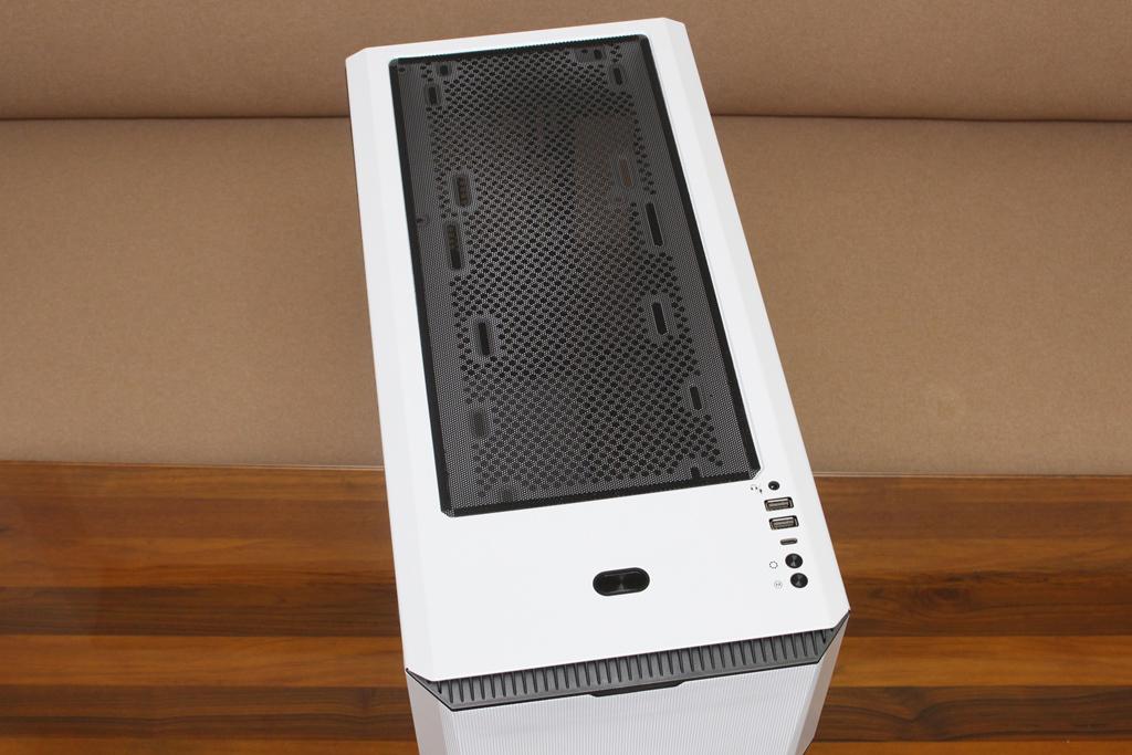 追風者Phanteks Eclipse P500A DRGB開門式鋼化玻璃透側機殼-簡潔...5825
