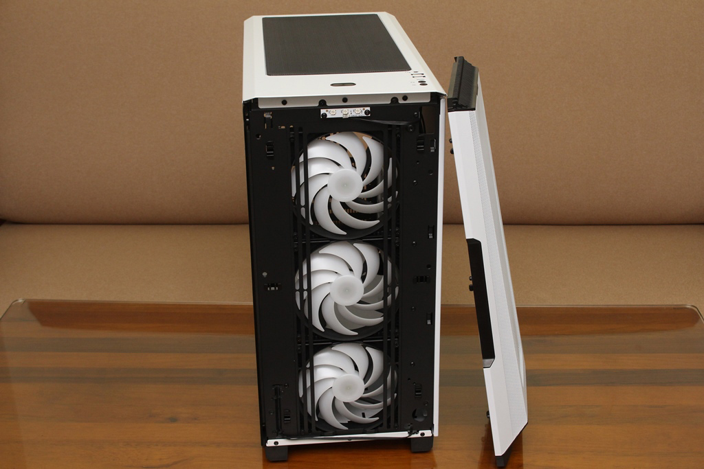 追風者Phanteks Eclipse P500A DRGB開門式鋼化玻璃透側機殼-簡潔...3678