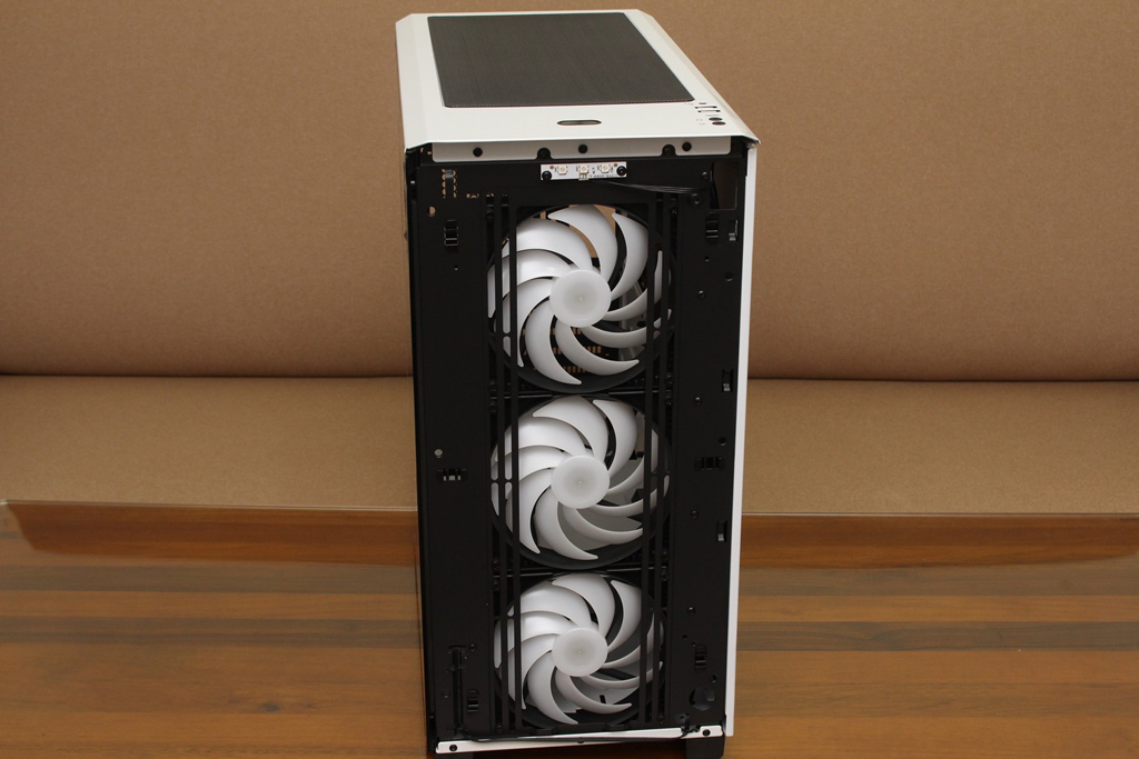 追風者Phanteks Eclipse P500A DRGB開門式鋼化玻璃透側機殼-簡潔...2479