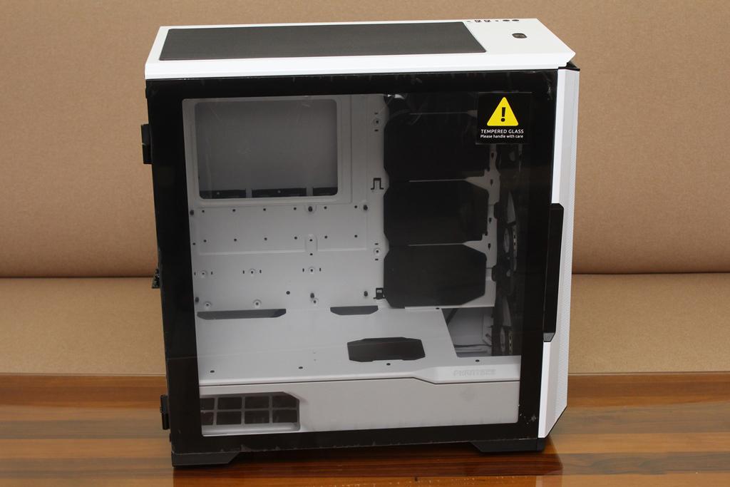 追風者Phanteks Eclipse P500A DRGB開門式鋼化玻璃透側機殼-簡潔...6859