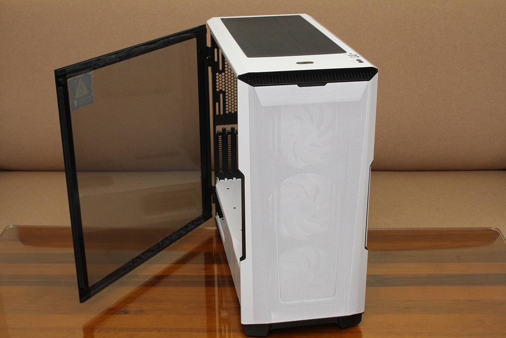 追風者Phanteks Eclipse P500A DRGB開門式鋼化玻璃透側機殼-簡潔...6622
