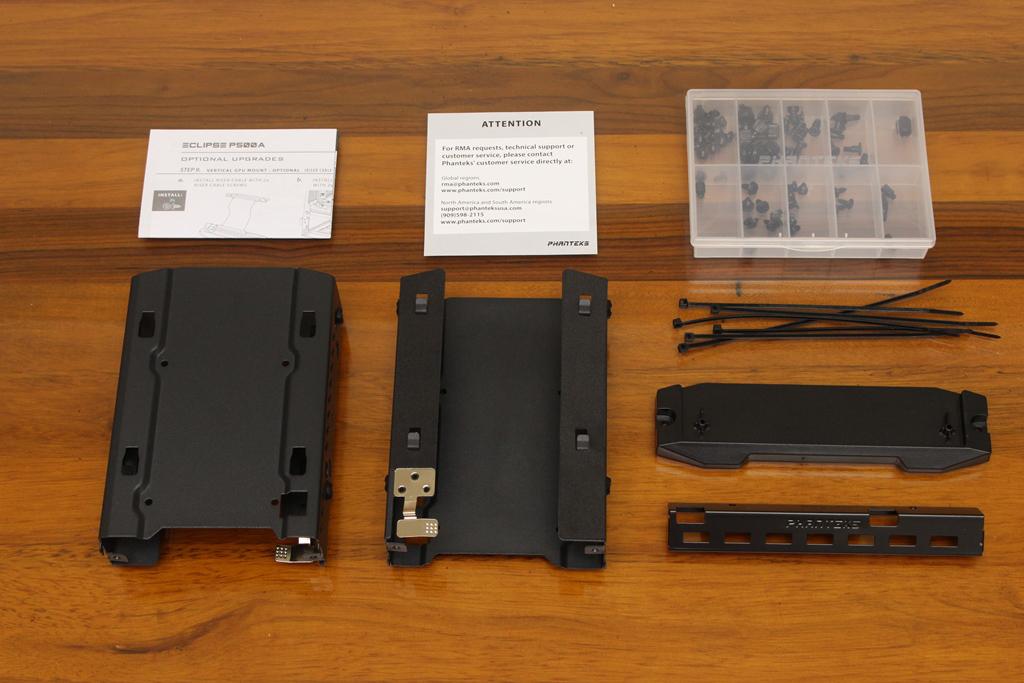 追風者Phanteks Eclipse P500A DRGB開門式鋼化玻璃透側機殼-簡潔...8307