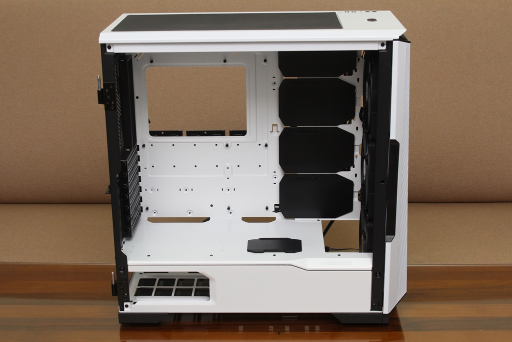 追風者Phanteks Eclipse P500A DRGB開門式鋼化玻璃透側機殼-簡潔...6832