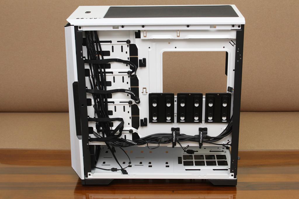 追風者Phanteks Eclipse P500A DRGB開門式鋼化玻璃透側機殼-簡潔...8190