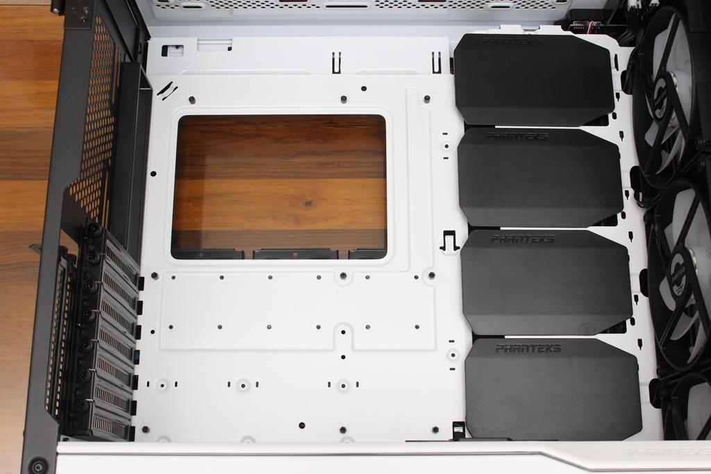 追風者Phanteks Eclipse P500A DRGB開門式鋼化玻璃透側機殼-簡潔...1291