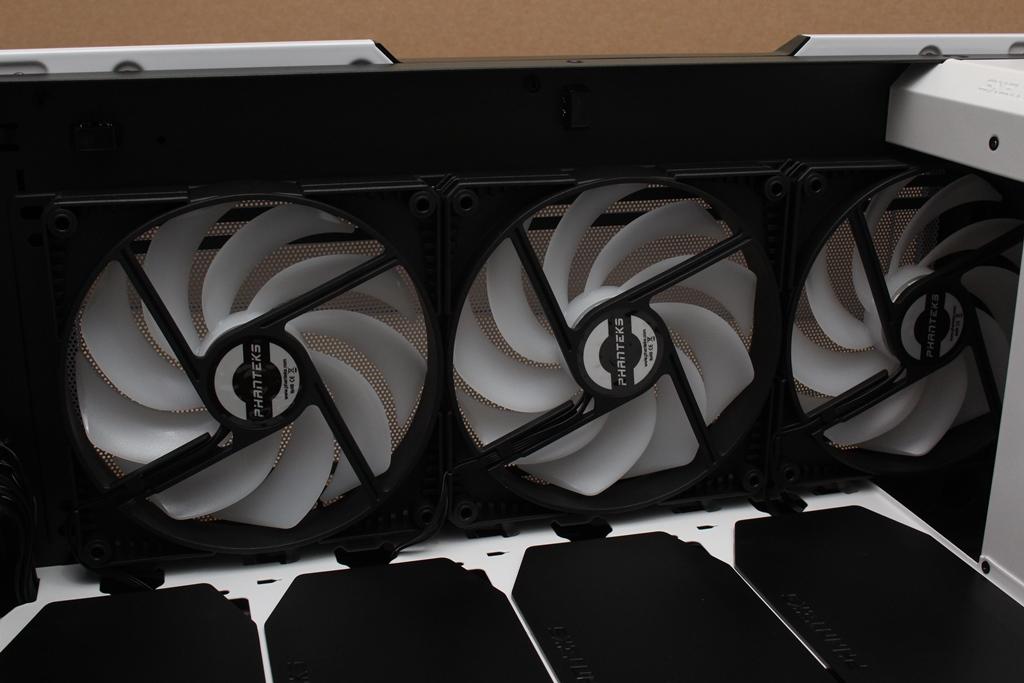 追風者Phanteks Eclipse P500A DRGB開門式鋼化玻璃透側機殼-簡潔...6963