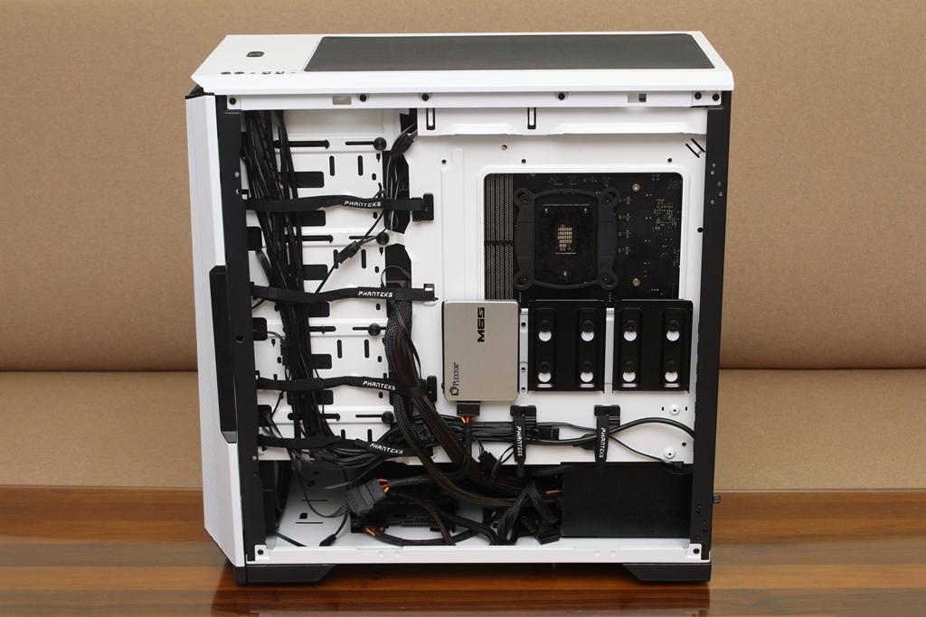 追風者Phanteks Eclipse P500A DRGB開門式鋼化玻璃透側機殼-簡潔...1258