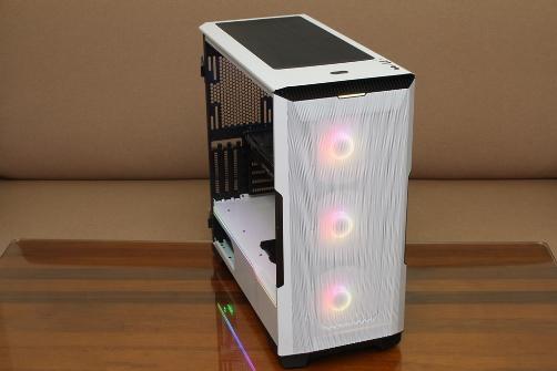 追風者Phanteks Eclipse P500A DRGB開門式鋼化玻璃透側機殼-簡潔...6506