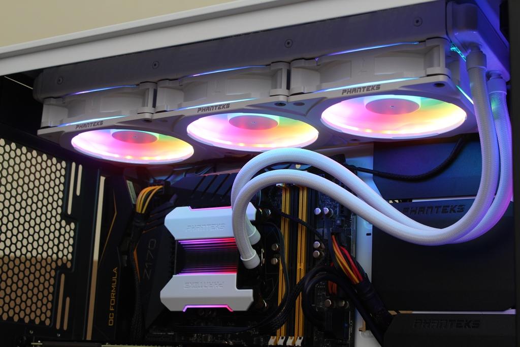 追風者Phanteks Eclipse P500A DRGB開門式鋼化玻璃透側機殼-簡潔...9973