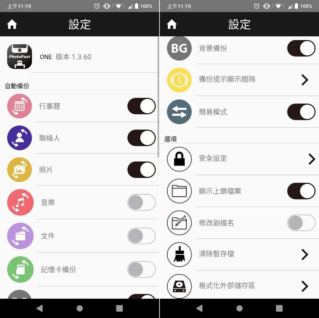 PhotoFast X Hello Kitty雙系統自動備份方塊-充電時就能自動備份手機資料