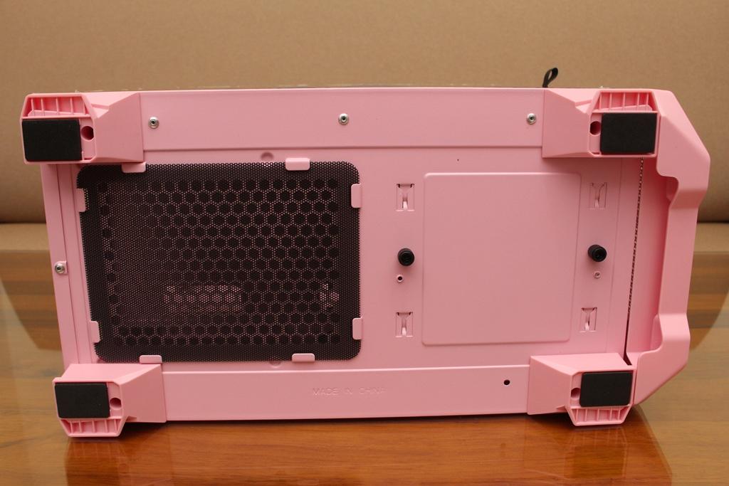 亞碩Power Master M2 mATX鋼化玻璃透側機殼-繽紛少女心,擴充...6053