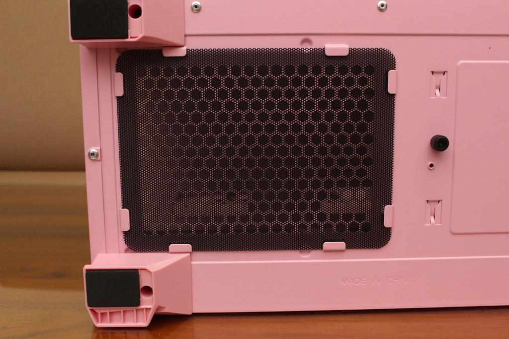 亞碩Power Master M2 mATX鋼化玻璃透側機殼-繽紛少女心,擴充...8193