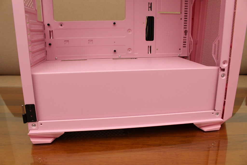 亞碩Power Master M2 mATX鋼化玻璃透側機殼-繽紛少女心,擴充...8433