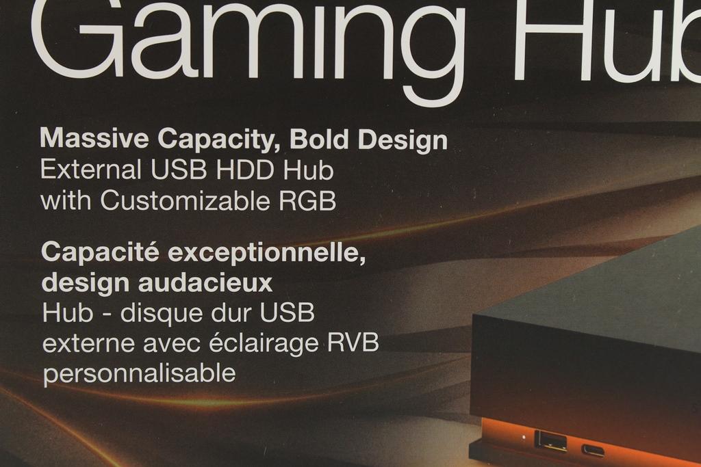 希捷Seagate FireCuda Gaming Hub遊戲擴充工作站-大容量儲存遊戲...415