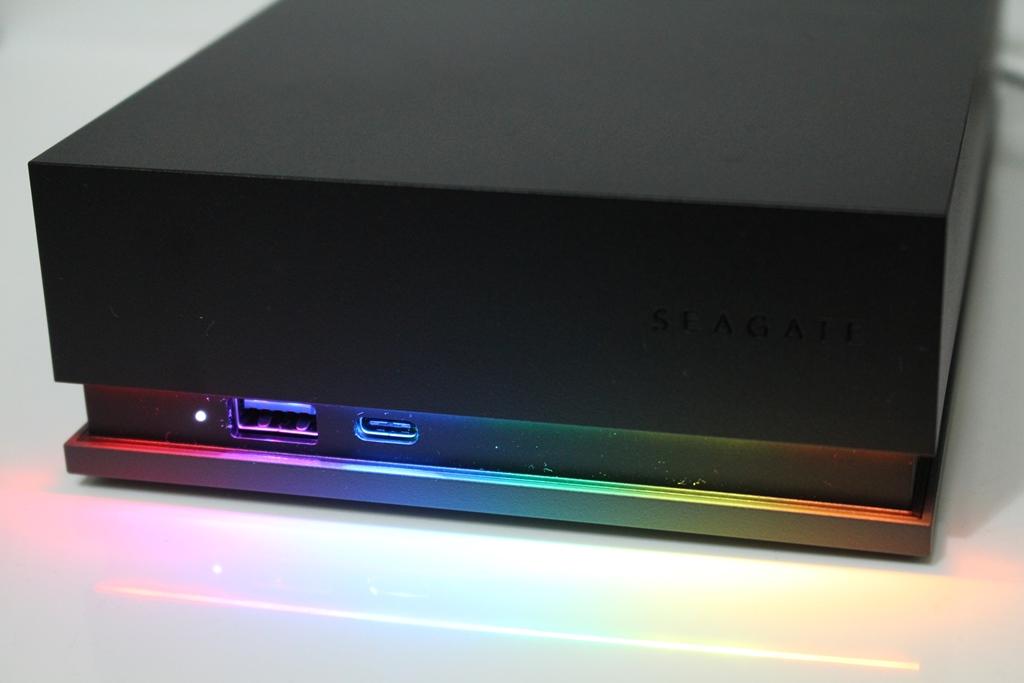 希捷Seagate FireCuda Gaming Hub遊戲擴充工作站-大容量儲存遊戲...5166
