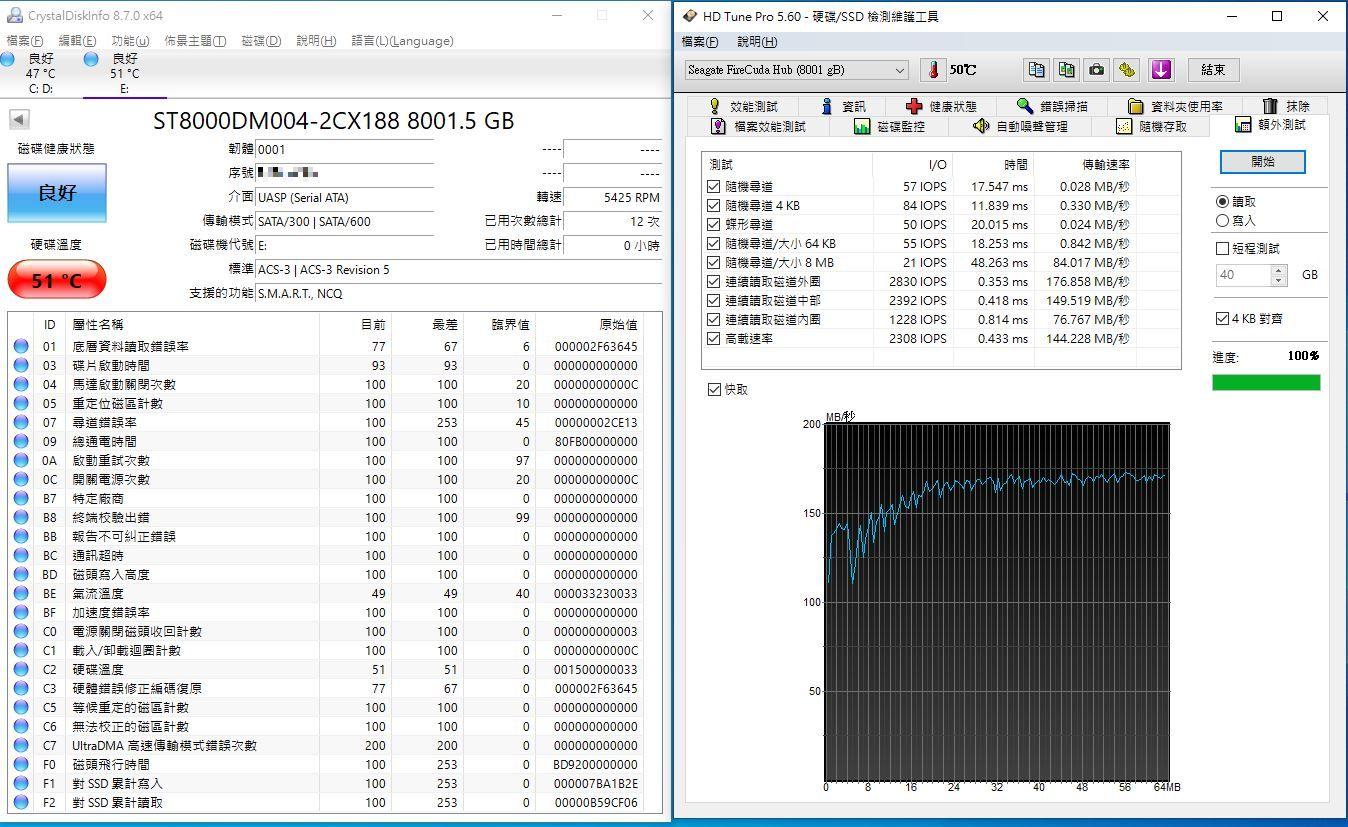 希捷Seagate FireCuda Gaming Hub遊戲擴充工作站-大容量儲存遊戲...6996