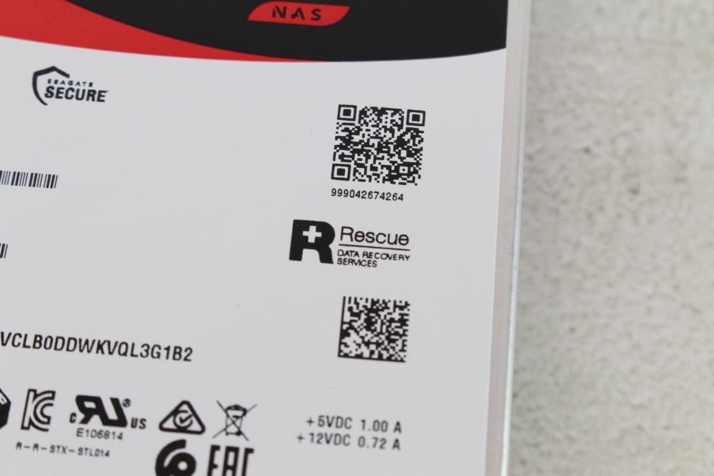 希捷Seagate IronWolf Pro 18TB NAS專用硬碟-儲存巨獸那嘶狼,優...657