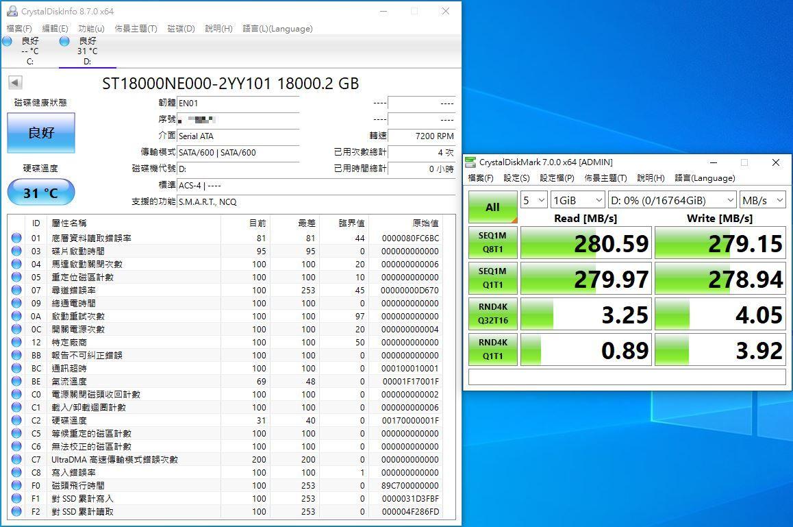 希捷Seagate IronWolf Pro 18TB NAS專用硬碟-儲存巨獸那嘶狼,優...5527