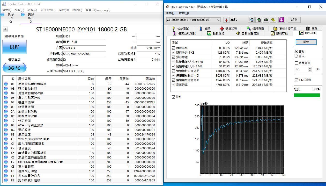 希捷Seagate IronWolf Pro 18TB NAS專用硬碟-儲存巨獸那嘶狼,優...8097