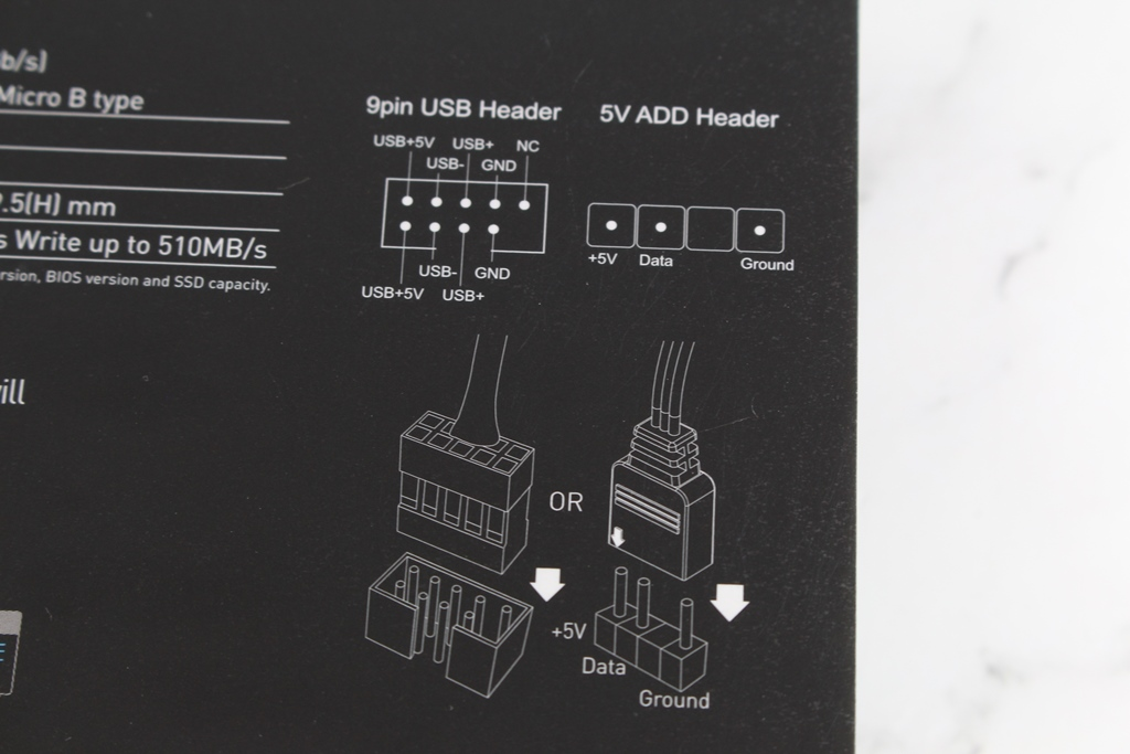 十銓T-FORCE DELTA MAX WHITE RGB SSD固態硬碟-ARGB發光還不夠,白...5003