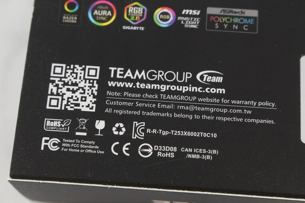 十銓T-FORCE DELTA MAX WHITE RGB SSD固態硬碟-ARGB發光還不夠,白...7200