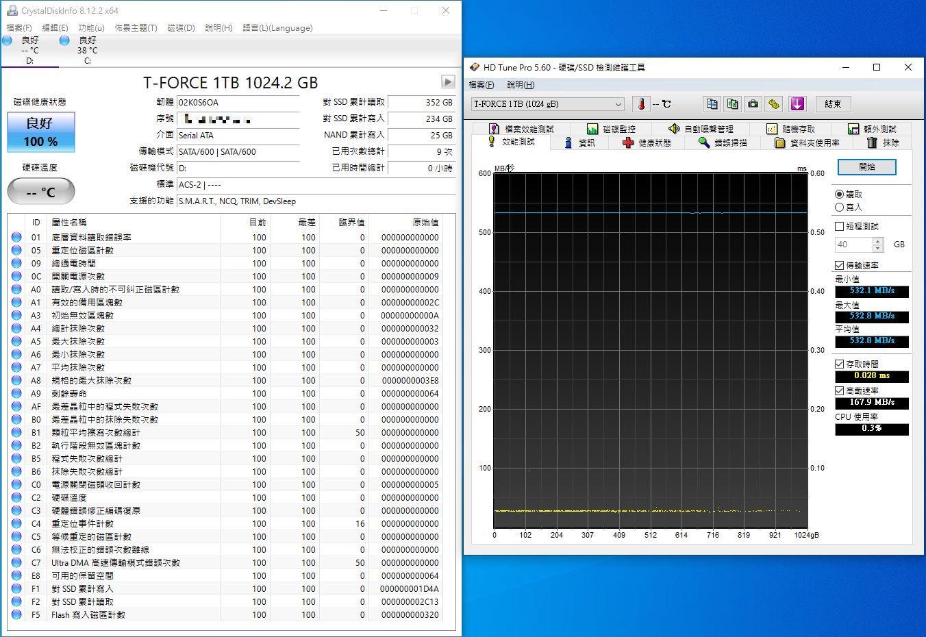 十銓T-FORCE DELTA MAX WHITE RGB SSD固態硬碟-ARGB發光還不夠,白...7432