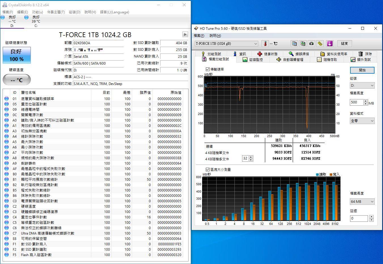 十銓T-FORCE DELTA MAX WHITE RGB SSD固態硬碟-ARGB發光還不夠,白...4741
