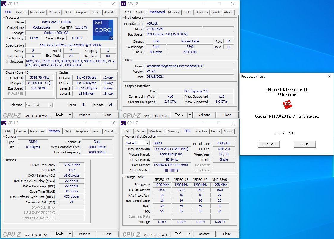 十銓T-FORCE XTREEM ARGB DDR4-3600 White Edition超頻記憶體-超美雪...1971