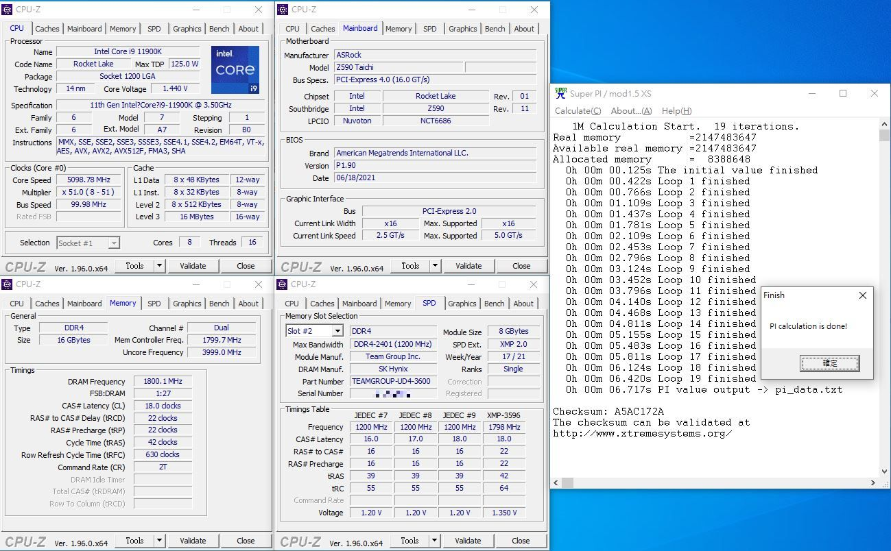 十銓T-FORCE XTREEM ARGB DDR4-3600 White Edition超頻記憶體-超美雪...689