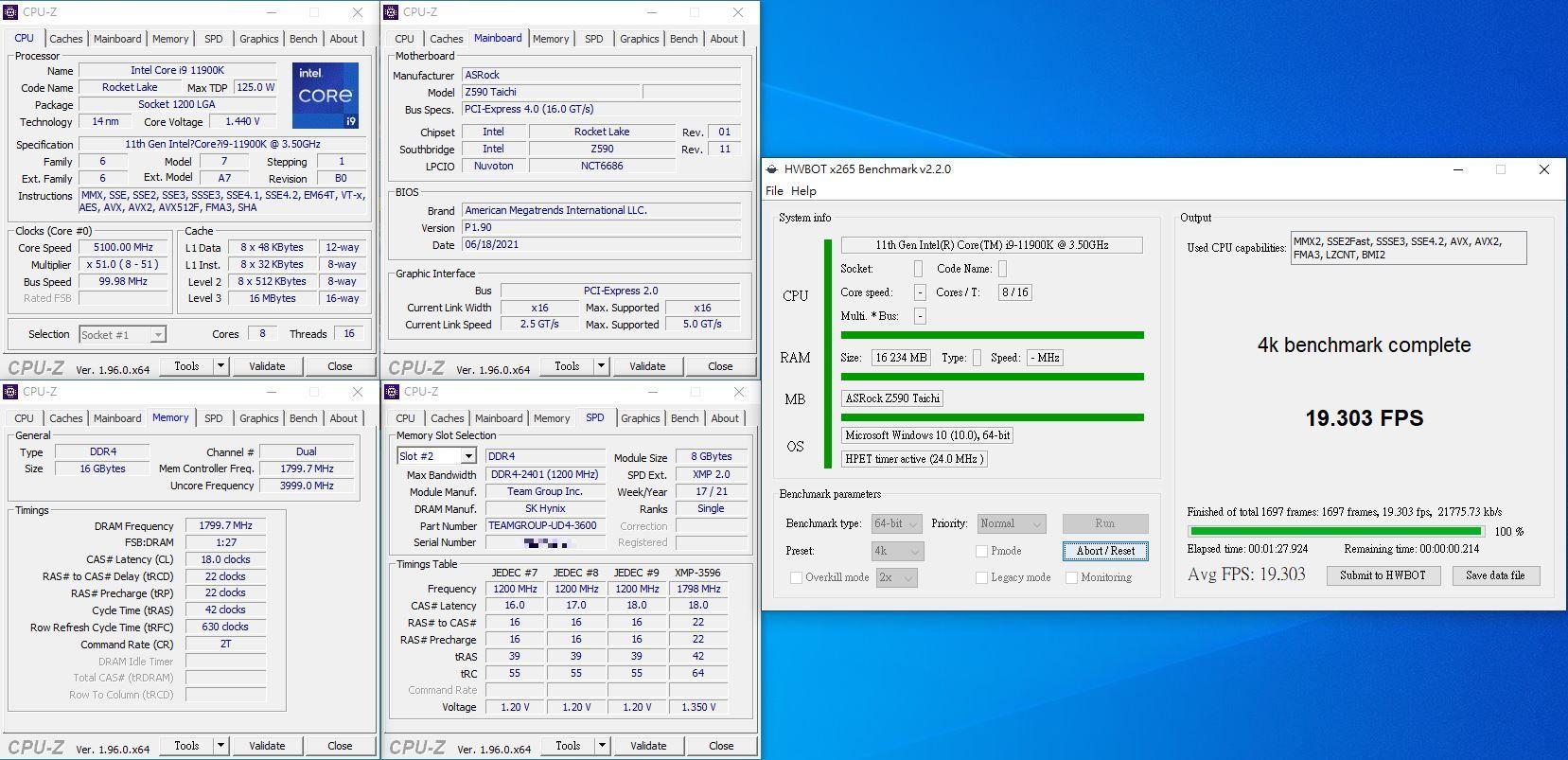 十銓T-FORCE XTREEM ARGB DDR4-3600 White Edition超頻記憶體-超美雪...9405