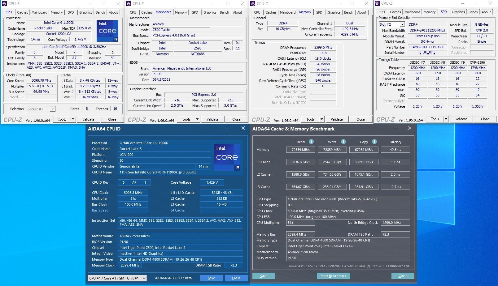 十銓T-FORCE XTREEM ARGB DDR4-3600 White Edition超頻記憶體-超美雪...7070