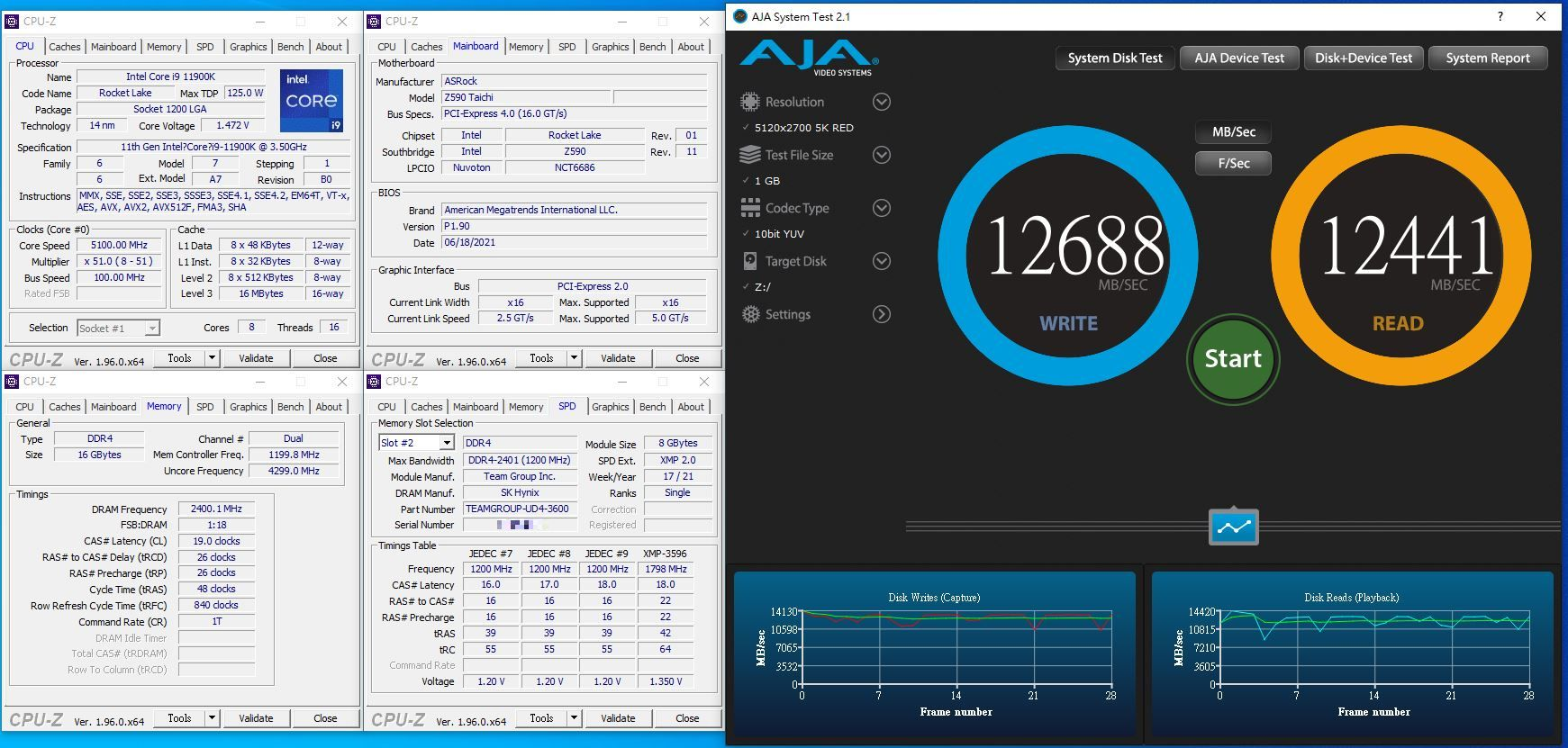十銓T-FORCE XTREEM ARGB DDR4-3600 White Edition超頻記憶體-超美雪...9674