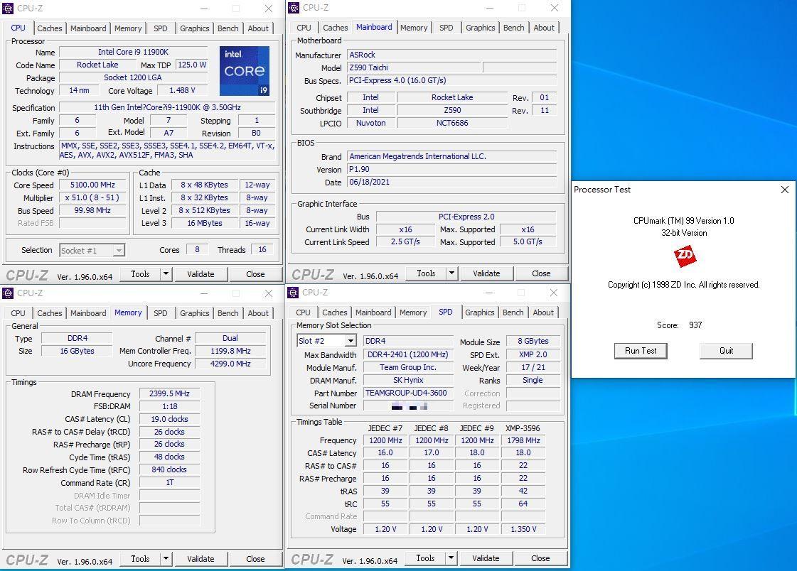 十銓T-FORCE XTREEM ARGB DDR4-3600 White Edition超頻記憶體-超美雪...2998