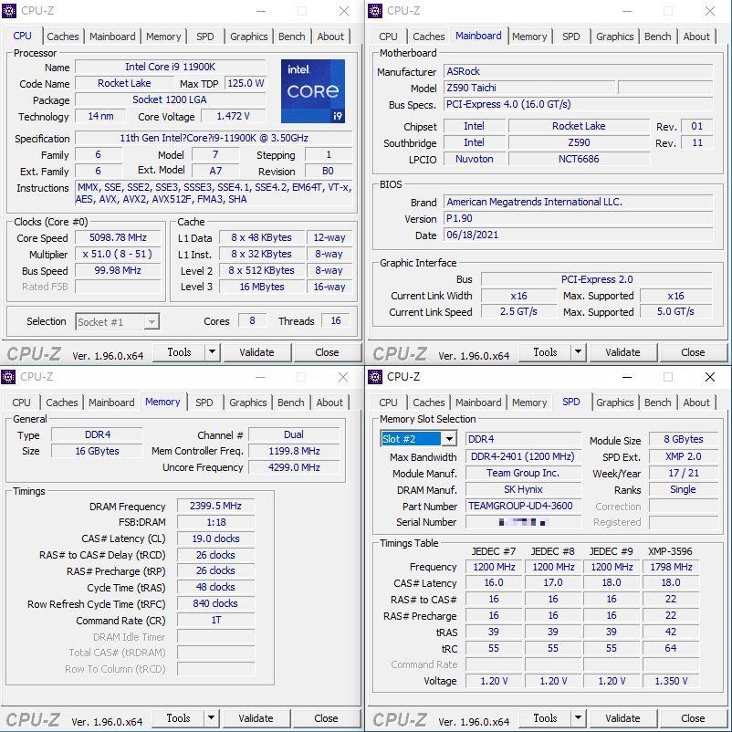 十銓T-FORCE XTREEM ARGB DDR4-3600 White Edition超頻記憶體-超美雪...1331