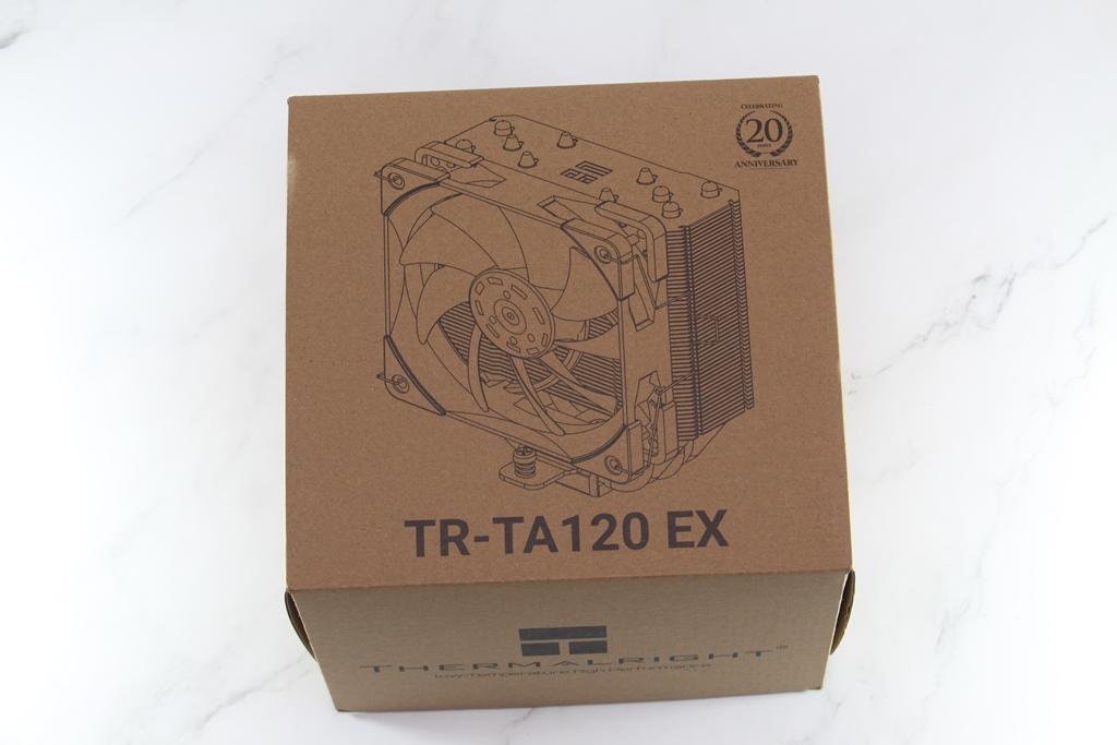 索摩樂Thermalright TR-TA 120 EX塔型散熱器-小塔能耐不容小覷1847