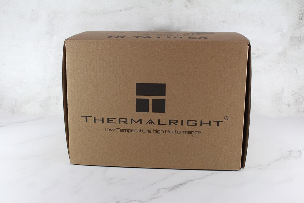 索摩樂Thermalright TR-TA 120 EX塔型散熱器-小塔能耐不容小覷4694